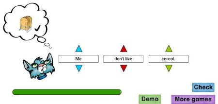 Sentence Games 3-2